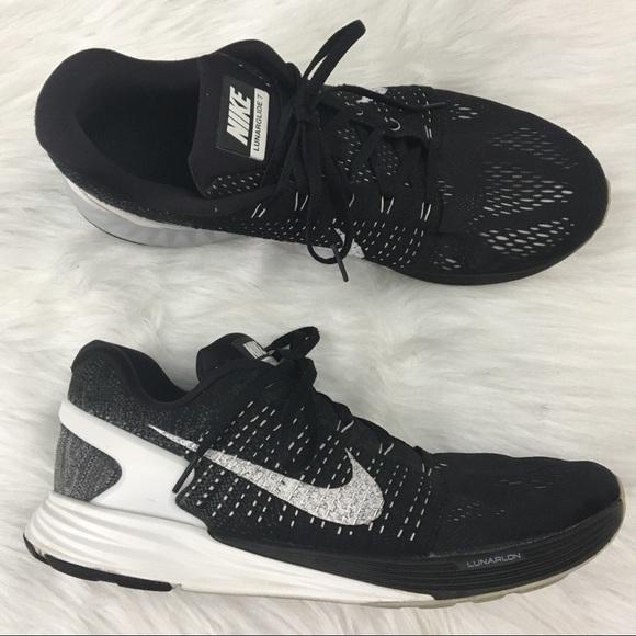 quality design 84feb e62ff Nike Lunarglide 7 Black Summit White. M 5b8d61e92beb79551bf1b45d